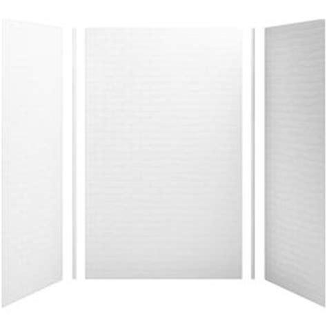 shop mirroflex subway white fiberglass plastic composite fiberglass bathtub wall panels 28 images shop