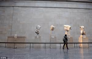 piedistalli per sculture elgin marbles sculpture is unveiled to the russian