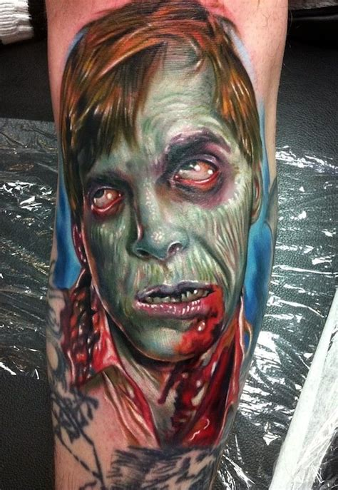 dawn of the dead tattoos 33 best of the dead tattoos images on