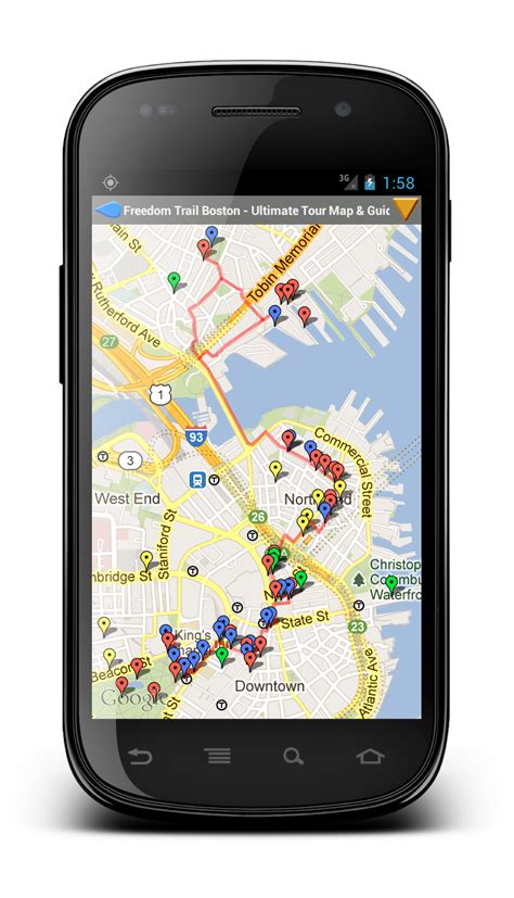 map app mobile apps by mapocosm map explorer