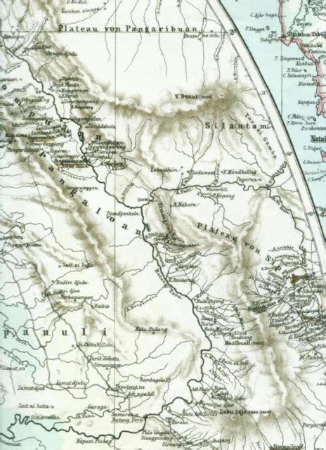 Lu Gantung Kuno Antik simarpaung najogi peta kuno tapanuli