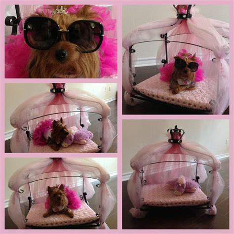 yorkie beds yorkie princess bed princess room ideas pinterest