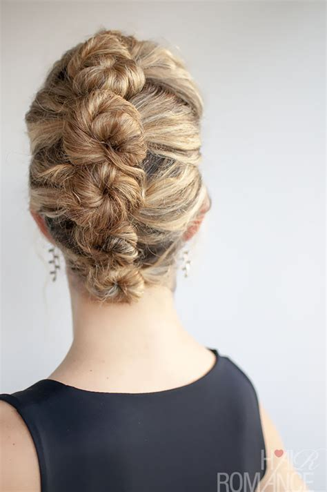 hairstyles in way curly hair tutorial the french roll twist and pin