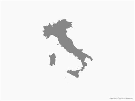vector map italy italy map vector