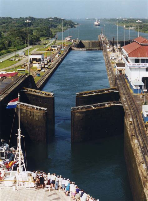 Photo Panama Canal by Panama Canal
