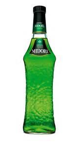 midori melon liqueur wet bar ideas pinterest