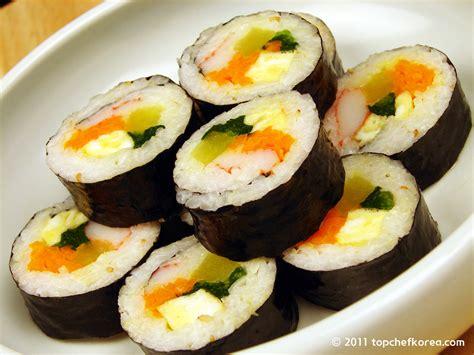 kimbap korean style sushi roll asian persuasion pinterest sushi rolls asian food