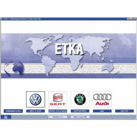 Etka Audi by Etka Vw Audi Seat Skoda Etka Etka