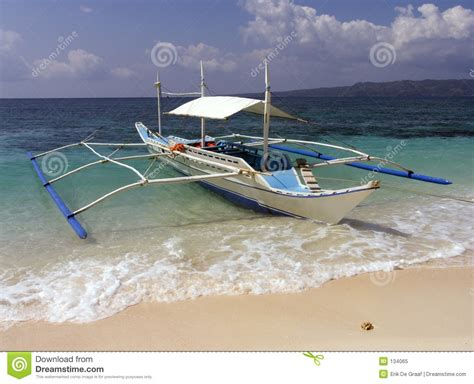 fishing boat in the philippines philippine fishing boat 2 royalty free stock photo image