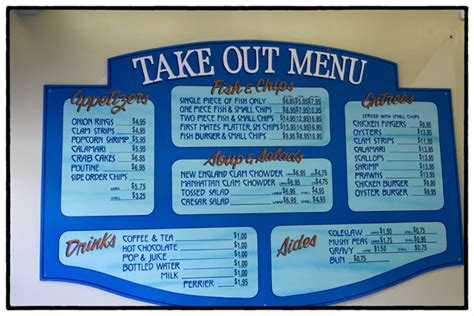 fish and chip shop menu template the best fish chips in steveston davidlansing