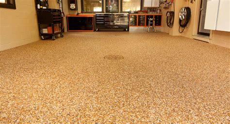 NATURE STONE Flooring in Garage   Nature Stone