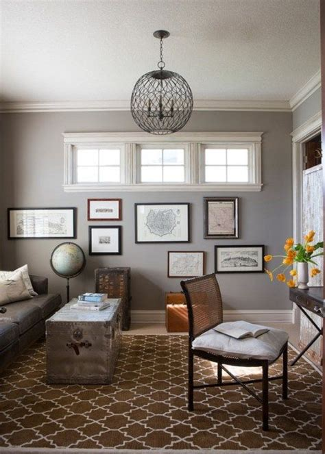sherwin williams dorian gray is a medium toned paint colour with greige undertones the lrv is