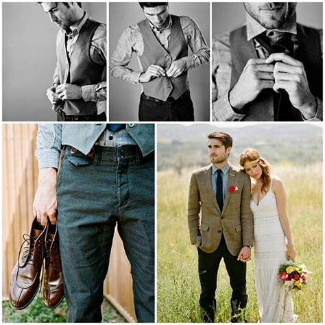 Vintage Wedding Attire For Groom by Casual Groom Attire Vintage Groom Attire Vest Groom