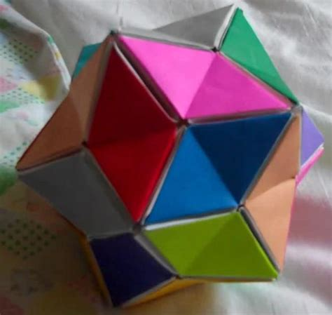 How To Make Transforming Origami - you to see origami spiky by conn13