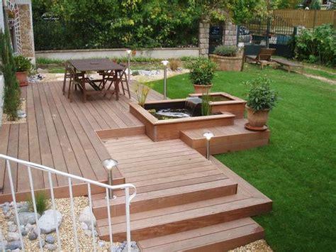 ma terrasse n a pas de pente top 10 des plus belles terrasses en bois quot ma maison