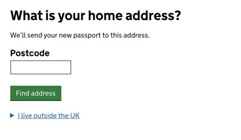 Lookup Using Address Addresses Service Manual Gov Uk