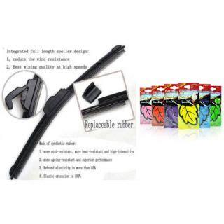 Wiper Blade Jazz Rs Wiper Jazz Rs Bosch Original universal premium soft wiper blades honda jazz 24 quot 14