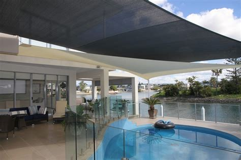 swimming pool awnings 20 pool shade ideas to protect you during hot summer days