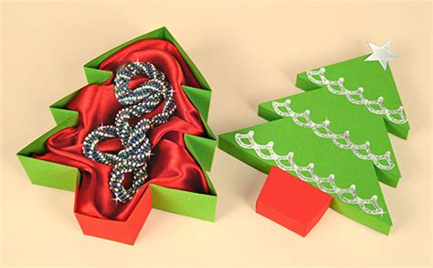 Card Warehouse Gift Boxes - card craft card making templates 4 christmas themed gift boxes by card carousel