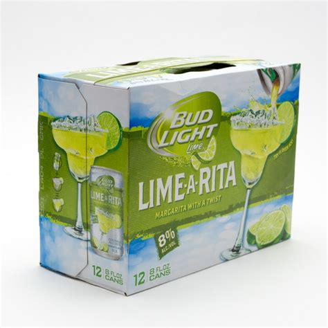bud light lime a price bud light lime lime a margarita 8oz can 12 pack