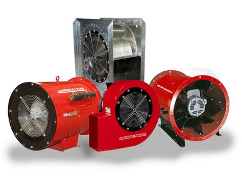 Aeration Fans Avonlea Ltd Agriculture Equipment