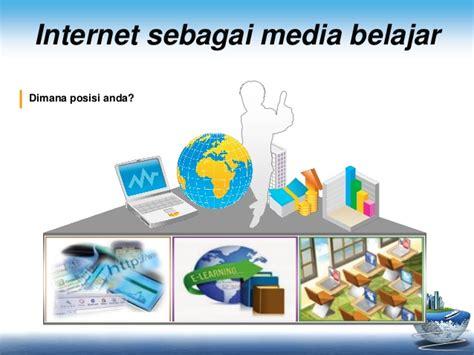 Sebagai Media Belajar Teguh Trianton sebagai media sumber belajar