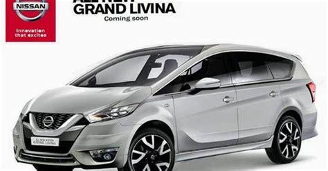 Lu Led Mobil Livina Coming Soon Nissan Luncurkan All New Grand Livina 2017 Review Mobil Dan Otomotif