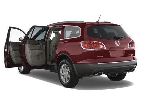 2008 buick enclave cxl buick crossover suv review