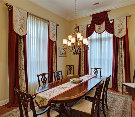 window treatments for dining room elegant custom window treatments traditional dining room new york by julie ronner interiors