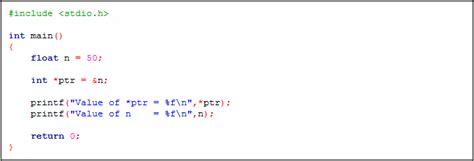 C-Pointer to Corresponding Type - C Programming Tutorial C- Pointer Indirection