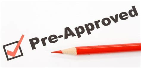 Mortgage Pre Qualification Letter Vs Pre Approval Pre Qualified Vs Pre Approved Real Estate