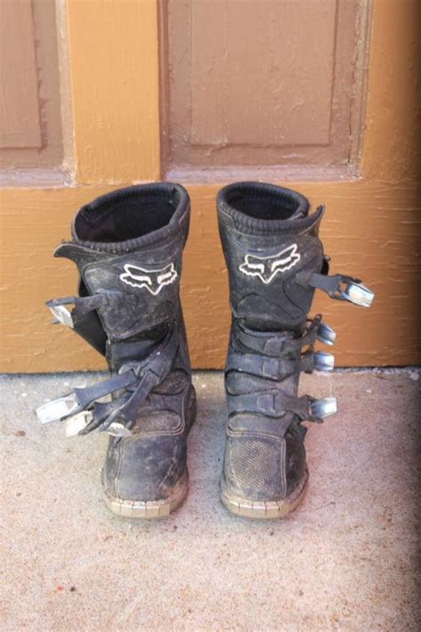 youth motocross boots size 2 buy fox racing youth motocross boots size k5