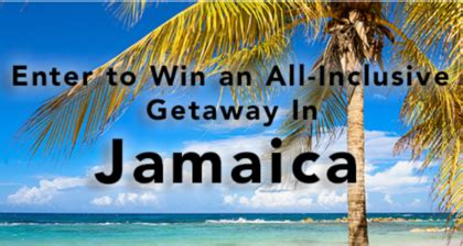 Jamaica Vacation Giveaway - htons lane jamaica sweepstakes sun sweeps