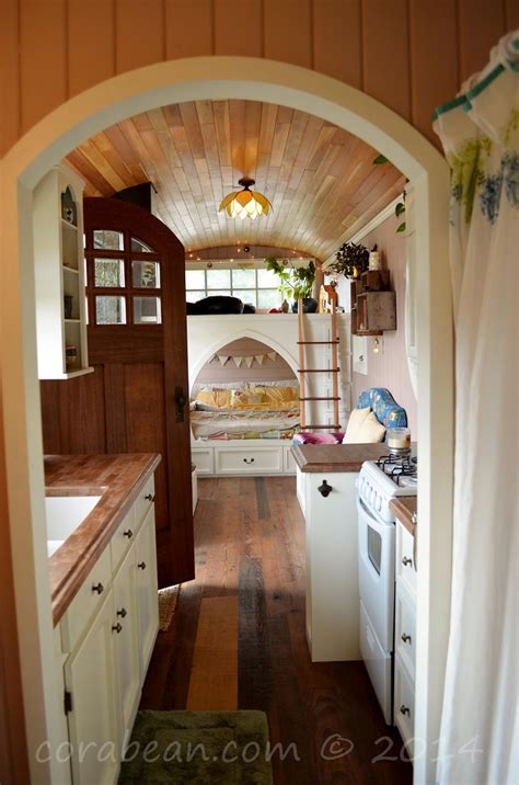 bus house house bus tiny house swoon