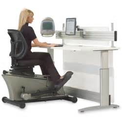 Desk Chair Workout 3 Of The Strangest Office Workout Gizmos