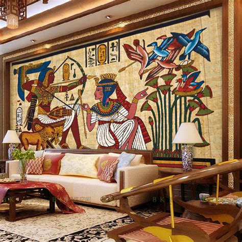egyptian decorations for home art deco wallpaper art deco style
