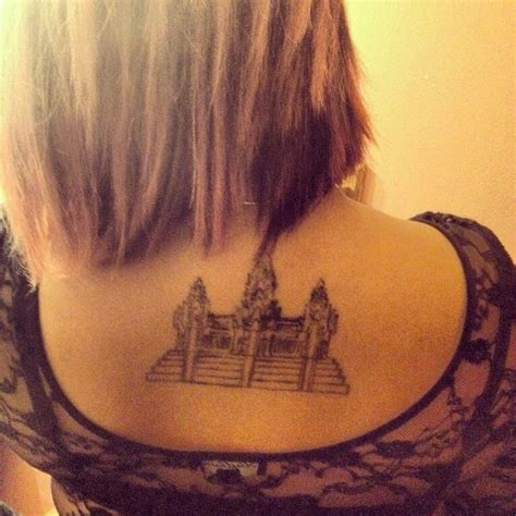 angkor wat tattoo 10 images about khmer tattoos on awesome
