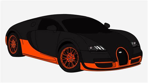 bugatti car drawing 3d drawings bugatti car how to draw bugatti chiron