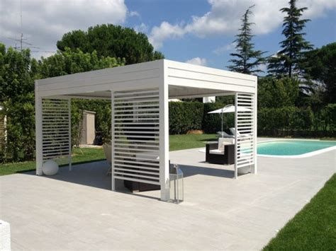 gazebi in metallo per esterni gazebo design
