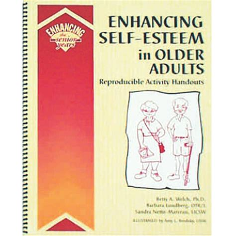 enhancing self esteem in adults book childswork