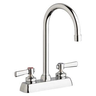 chicago kitchen faucets chicago faucets w4d gn2ae35 369ab chrome commercial grade