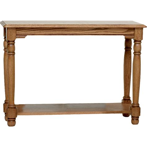 oak sofa table country trend solid oak sofa table 39 quot the oak