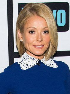 kelly ripa lob 1000 images about bob hairstyles on pinterest kelly