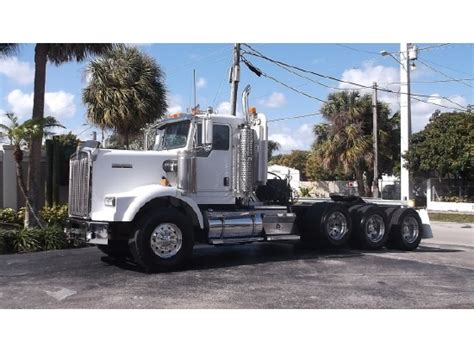 used kenworth trucks for sale in florida kenworth w900 in florida for sale used trucks on buysellsearch