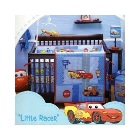 Disney Cars Crib Bedding by Baby Disney Cars 4 Pc Crib Bedding Set Racer Boys