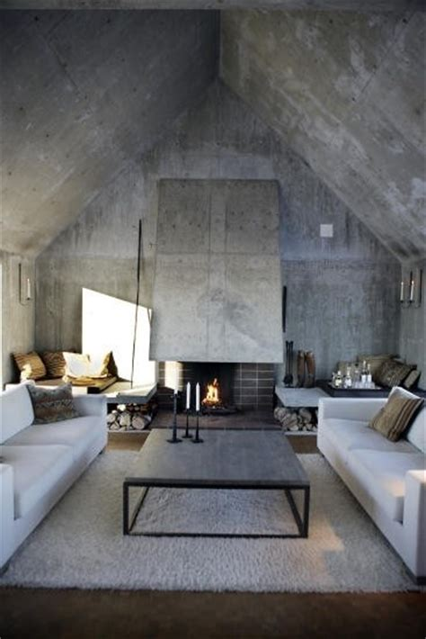 interior concrete walls 20 concrete living room design ideas decoholic