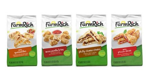 Farm Rich Sweepstakes - farm rich snacks coupon save 1 50 the coupon gal printable coupons deals and
