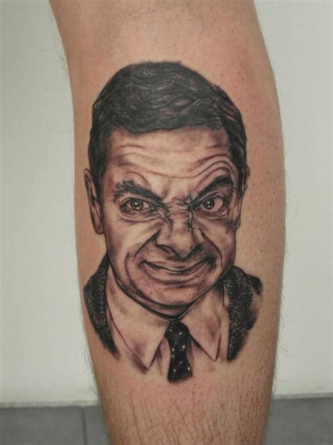 bean tattoo mr bean individual ink turku finland tattoos