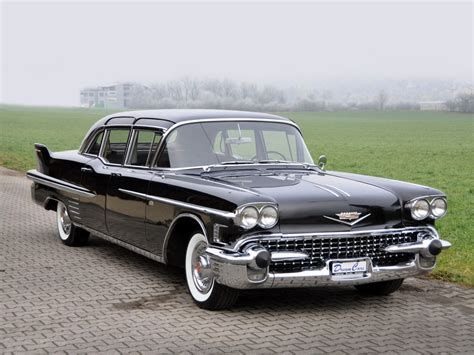1958 Cadillac Fleetwood by 1958 Cadillac Fleetwood Information And Photos Momentcar
