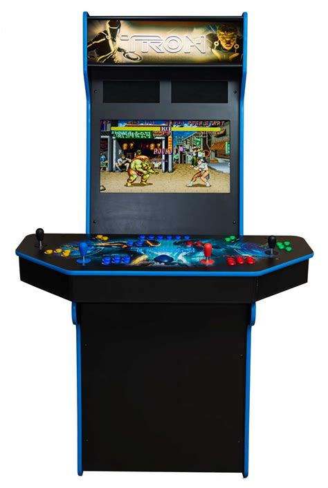 Custom Arcade Cabinets custom home arcade cabinets for up to four players